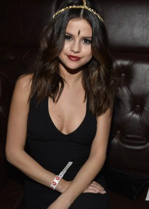 Selena Gomez: Beats 2014 Music Launch Party -03