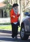 Selena Gomez - Candids in Studio City