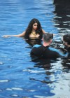 Selena Gomez - Come and Get It PhotoShot and backstage -04