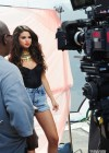 Selena Gomez - Come and Get It PhotoShot and backstage -05
