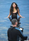Selena Gomez - Come and Get It PhotoShot and backstage -11