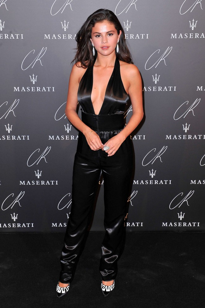 Selena Gomez: CR Fashion Book Issue N5 Launch Party -22