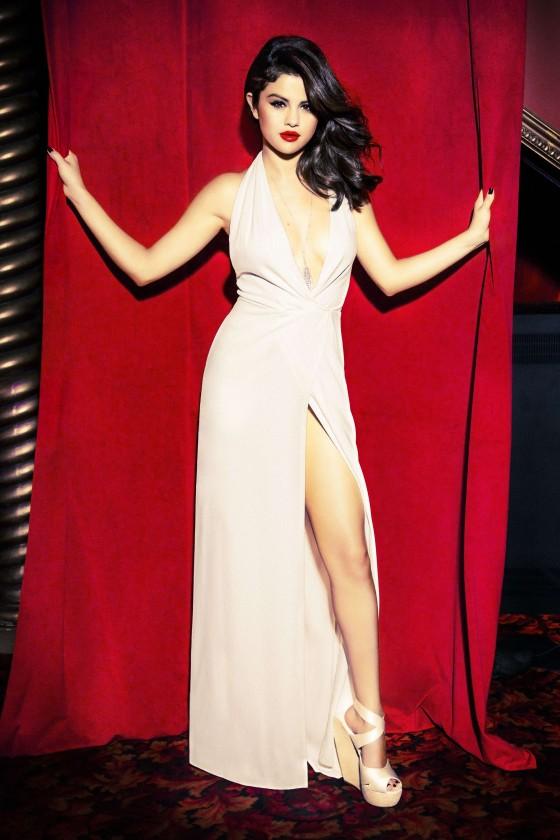 Selena Gomez – Ellen Von Unwerth photoshoot -02