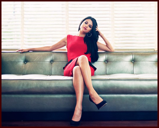 Selena Gomez - Forbes Magazine photoshoot (June 2012)