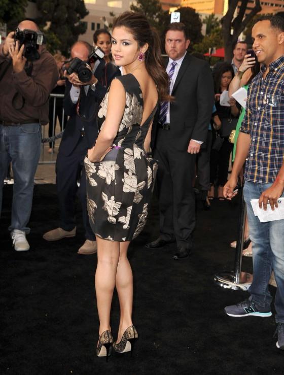 Selena Gomez - Getaway premiere in Westwood -01 - GotCeleb