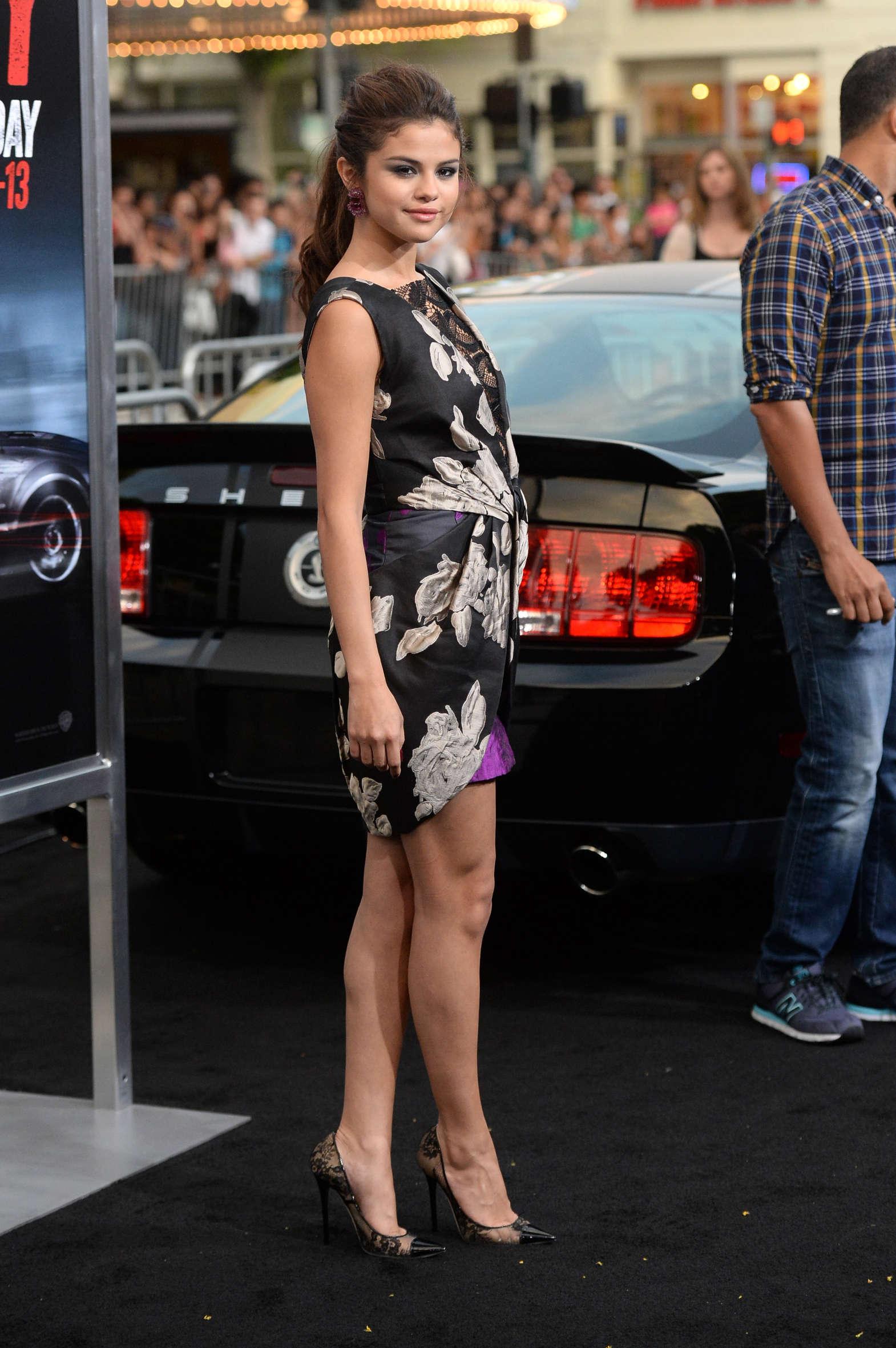 Selena Gomez - Getaway premiere in Westwood -04 - GotCeleb