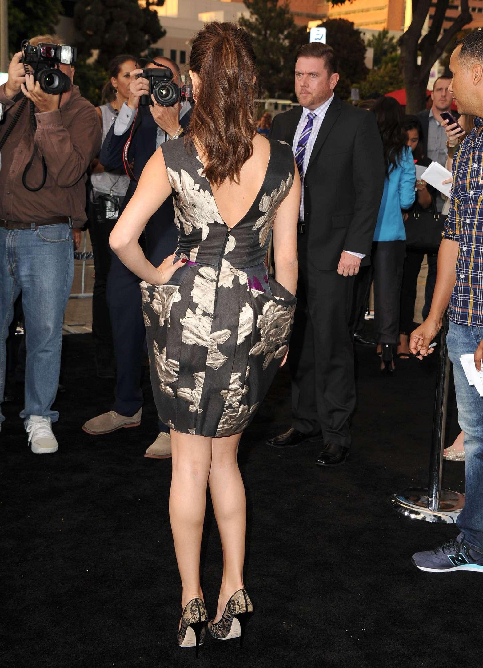 Selena Gomez - Getaway premiere in Westwood -09 - GotCeleb