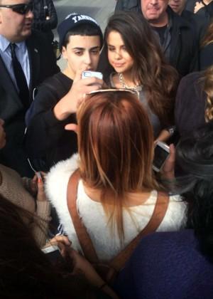 Selena Gomez: Highline Photoshoot -13