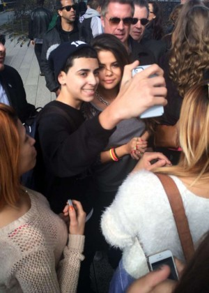 Selena Gomez: Highline Photoshoot -14