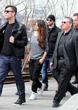 Selena Gomez: Highline Photoshoot -15