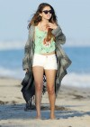 Selena Gomez - In Deim Shorts-11