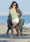 Selena Gomez - In Deim Shorts-12
