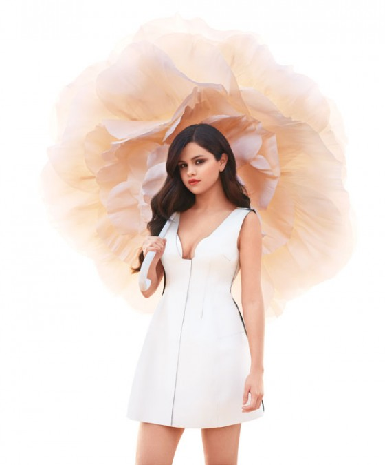 Selena Gomez in Harpers Bazaar – April 2013-05