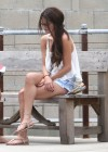 Selena Gomez out in Malibu -04
