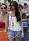 Selena Gomez out in Malibu -11