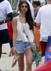 Selena Gomez out in Malibu -16