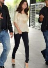 Selena Gomez - In Skinny Jeans Out and about in Paris