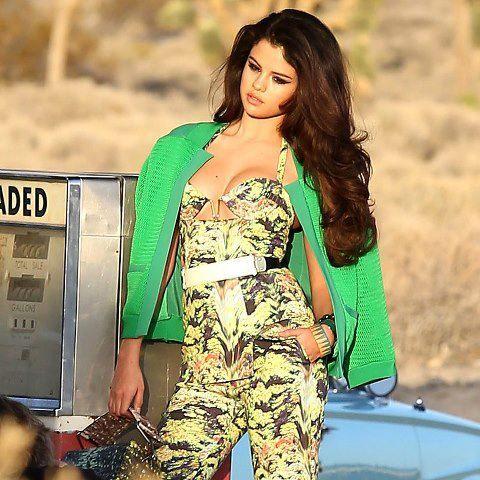 Selena Gomez – InStyle 2013 -02
