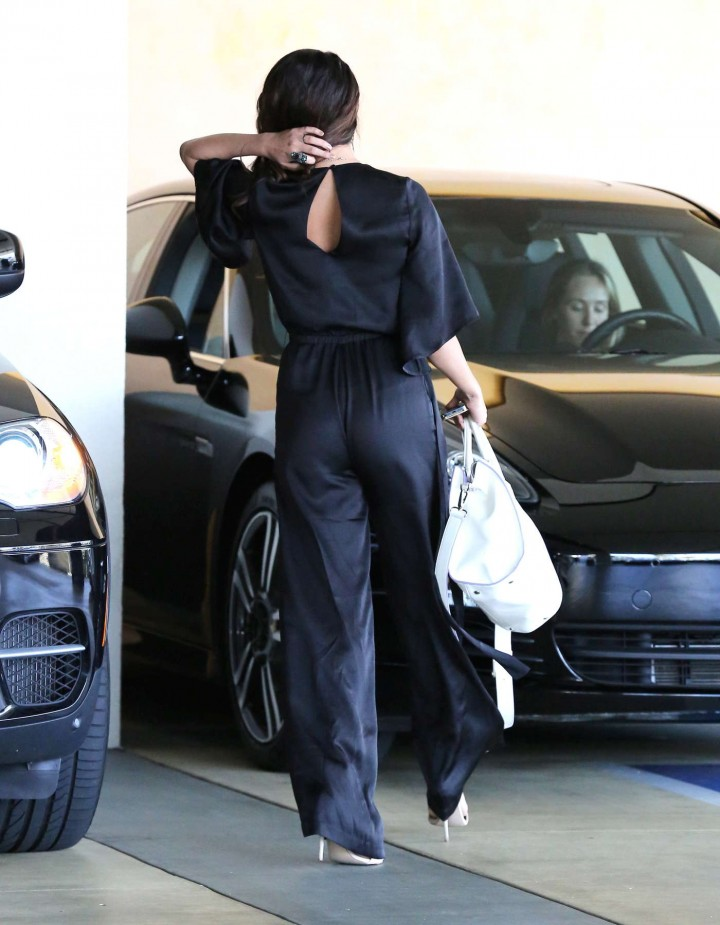 Selena Gomez out in LA -05