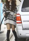Selena Gomez Leggy out in LA-11