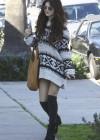 Selena Gomez Leggy out in LA-13