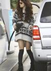 Selena Gomez Leggy in LA