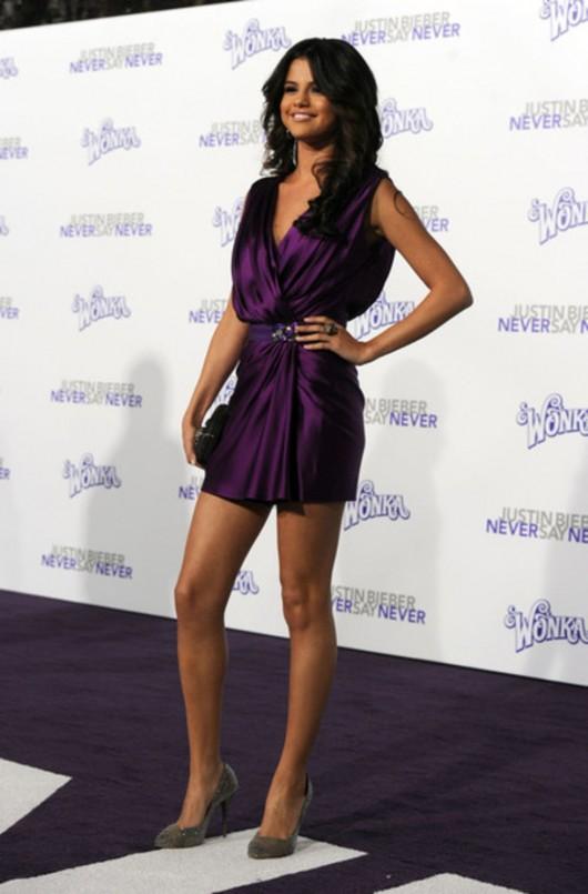 """Selena Gomez – """"Never Say Never"""" premiere in LA"""