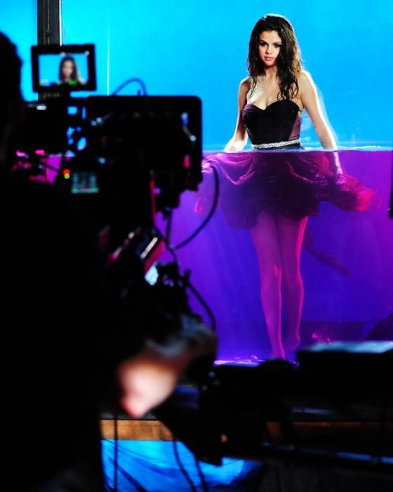 Selena Gomez � New Fragance ads