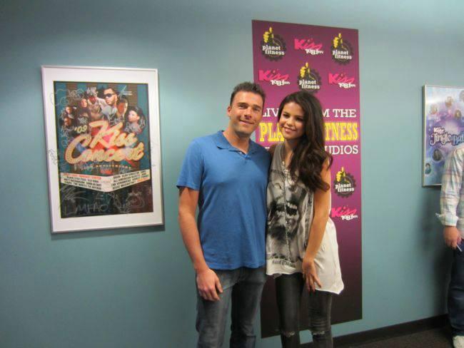 Selena Gomez On Kiss 108 Matty In The Morning 04 Gotceleb