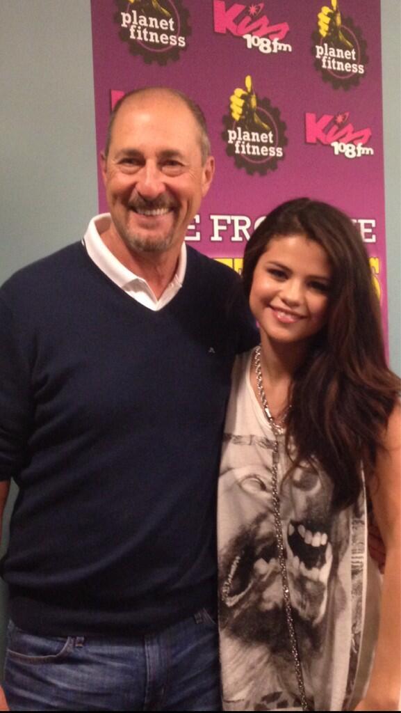 Selena Gomez On Kiss 108 Matty In The Morning 15 Gotceleb