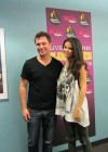 Selena Gomez - on Kiss 108 - Matty in the Morning -21