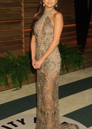 Selena Gomez: Oscar 2014 - Vanity Fair Party -03