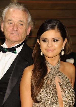 Selena Gomez: Oscar 2014 - Vanity Fair Party -05