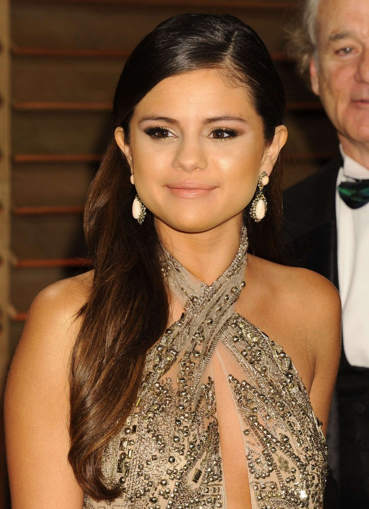 Selena Gomez – Oscars 2014 – Vanity Fair Party in West Hollywood