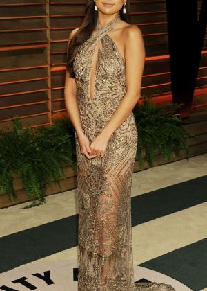 Selena Gomez: Oscar 2014 - Vanity Fair Party -11