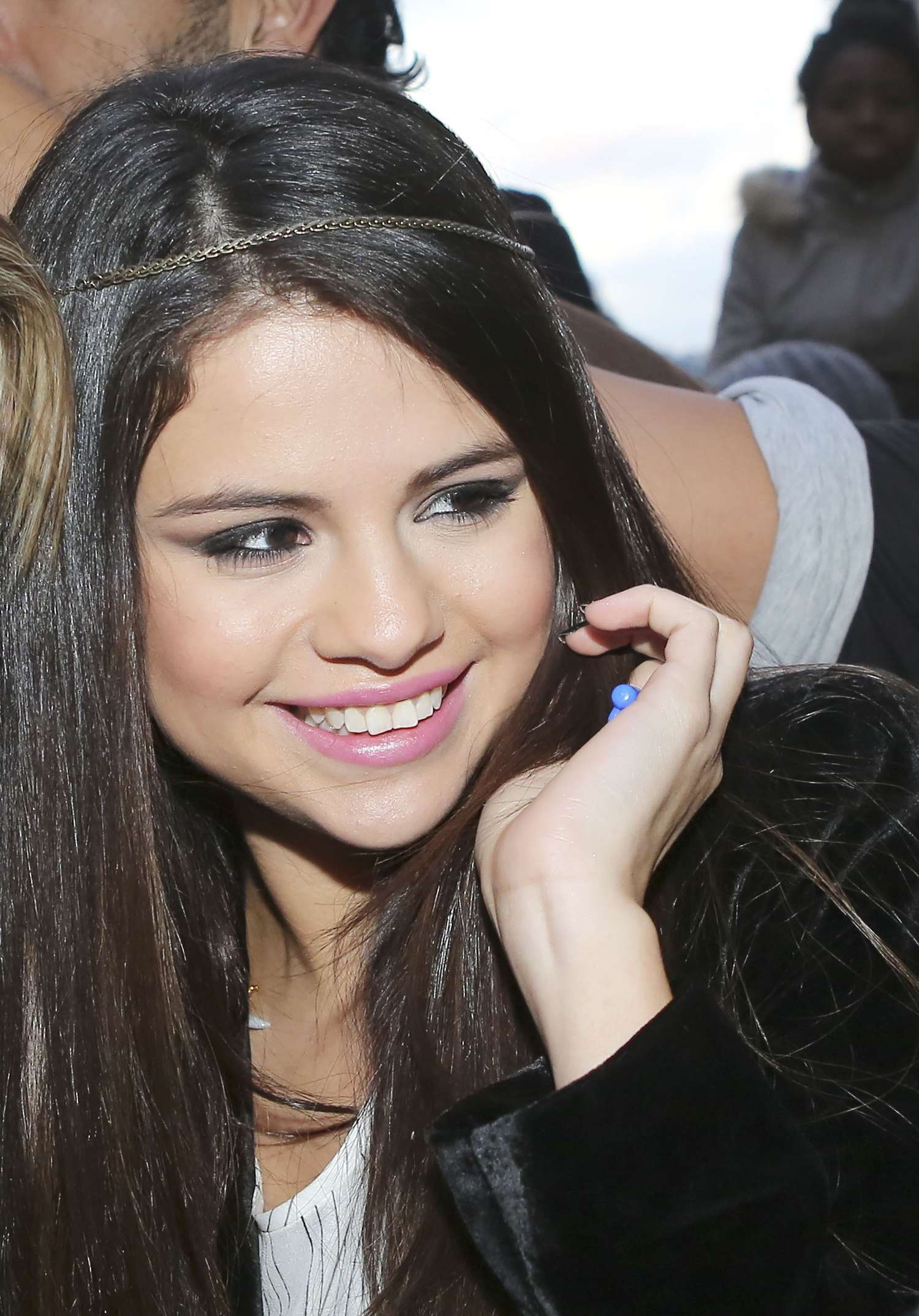 Selena Gomez - Out and about in Paris | GotCeleb