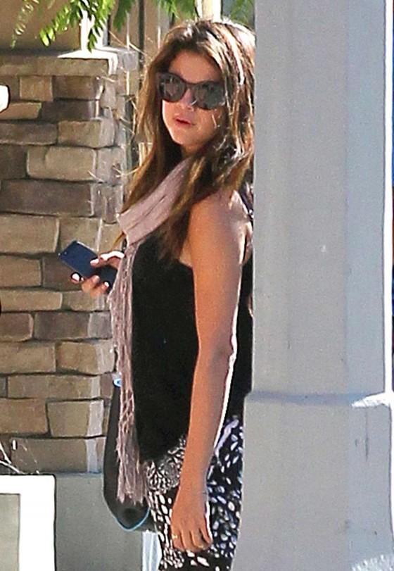 Selena Gomez - LA Candids -19