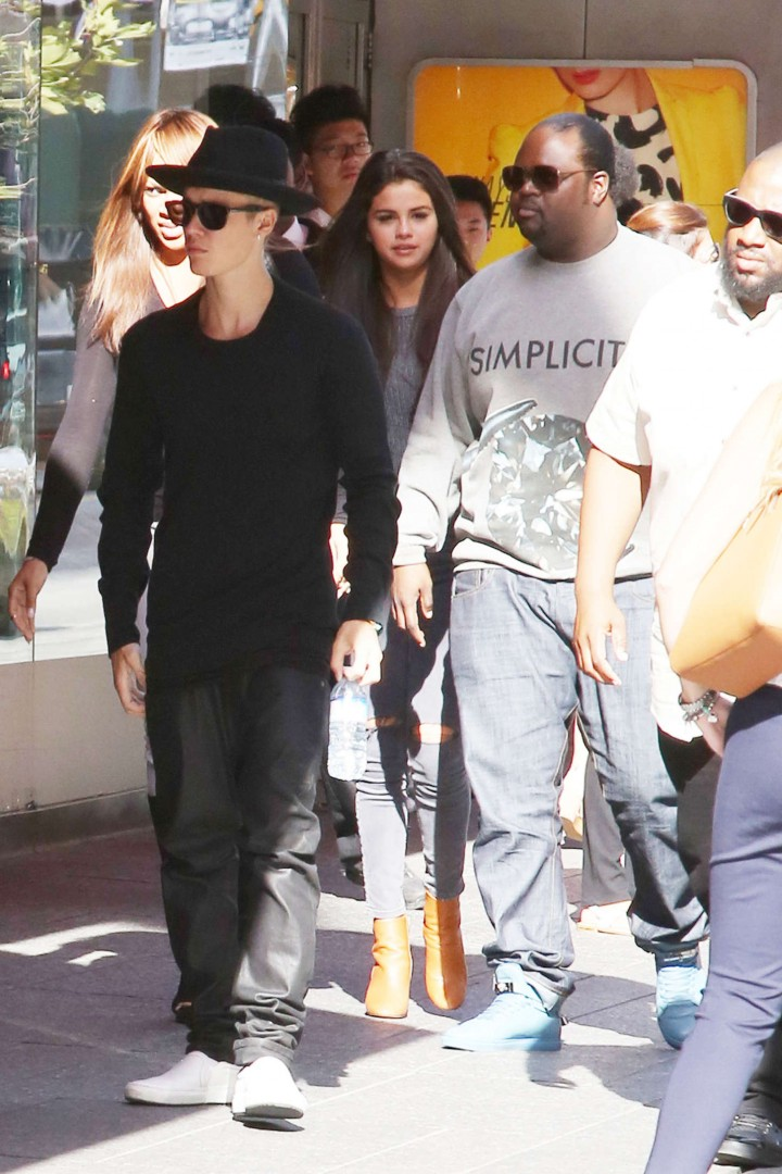 Selena Gomez out in Toronto -02