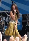 Selena Gomez - performing at a radio station concert in Boston -05