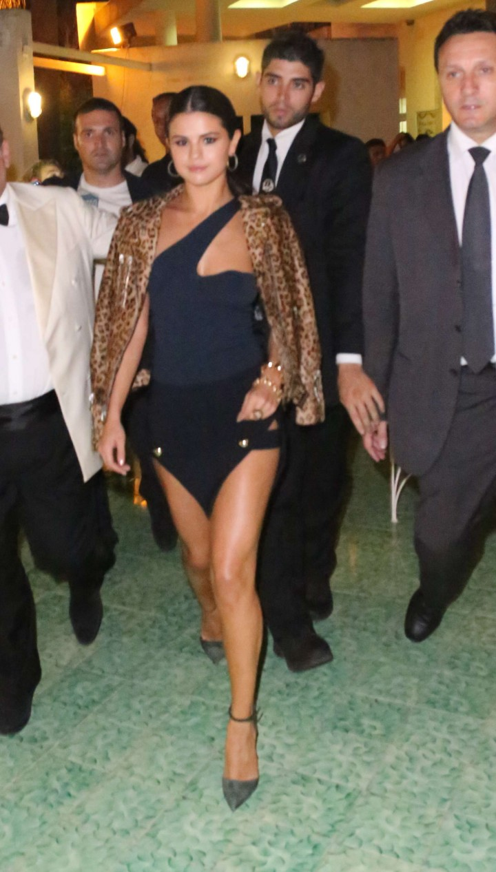 "Selena Gomez – ""Rudderless"" Premiere in Ischia"