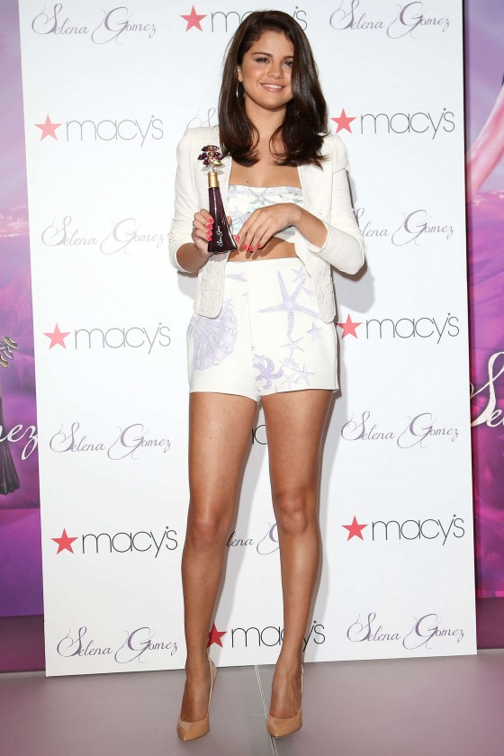 Selena Gomez Perfume Launch at Macys-33