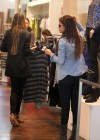 Selena Gomez - Shopping in Sydney-17