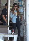 Selena Gomez - Shopping Around Bondi Beach-03