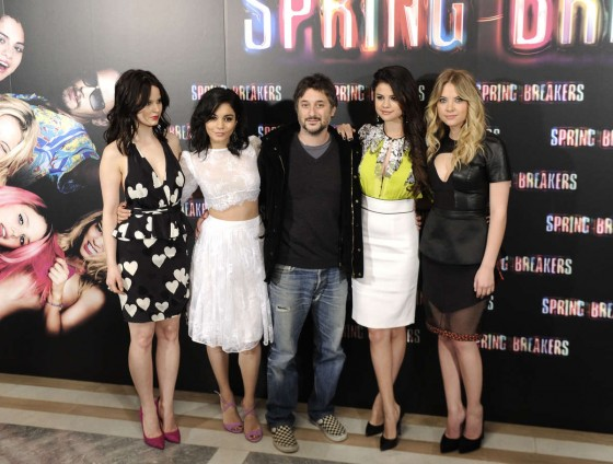Selena Gomez – Spring Breakers premiere in Madrid