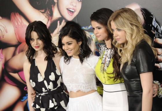 Selena Gomez – Spring Breakers premiere in Madrid -07