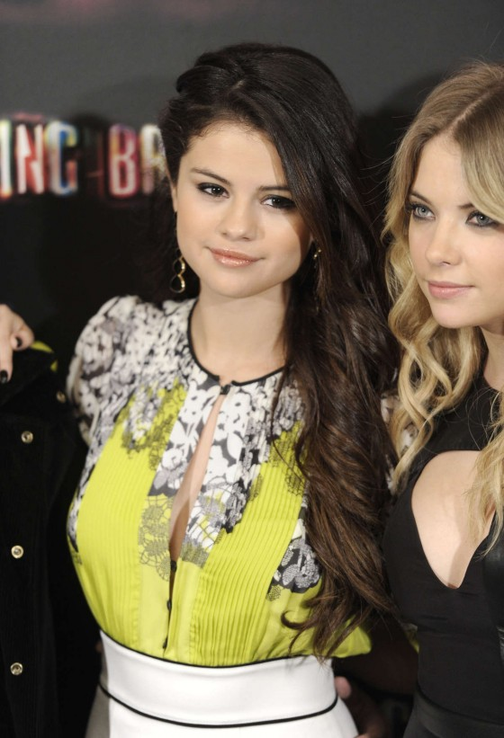 Selena Gomez – Spring Breakers premiere in Madrid -09