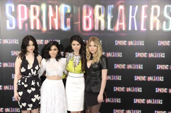Selena Gomez – Spring Breakers premiere in Madrid -11