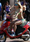 Selena Gomez  Vanessa Hudgens and Ashley Benson in Bikini at Spring Breakers-05
