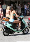 Selena Gomez  Vanessa Hudgens and Ashley Benson in Bikini at Spring Breakers-10