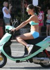 Selena Gomez  Vanessa Hudgens and Ashley Benson in Bikini at Spring Breakers-16
